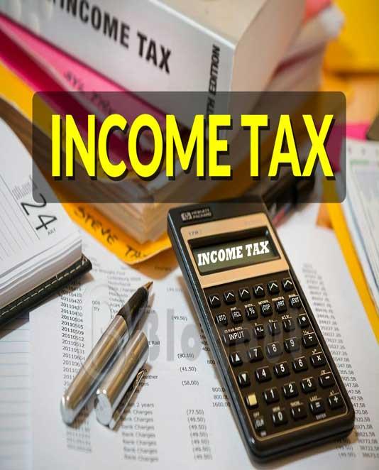 Income Tax Kya Hai