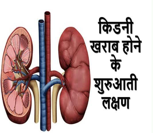 Kidney Failure Symptoms