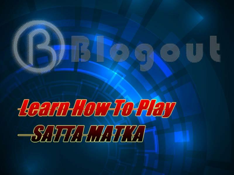 how to play satta-matka